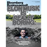 1-Year (55 Issues) of Bloomberg Businessweek Magazine Subscription