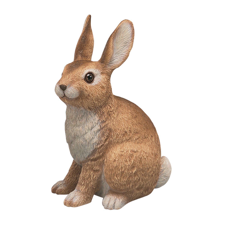 animal outdoor statues gardens rabbit home yard living d. Black Bedroom Furniture Sets. Home Design Ideas