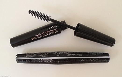 Avon Wash-Off Best Waterproof Mascara for Sensitive Eyes