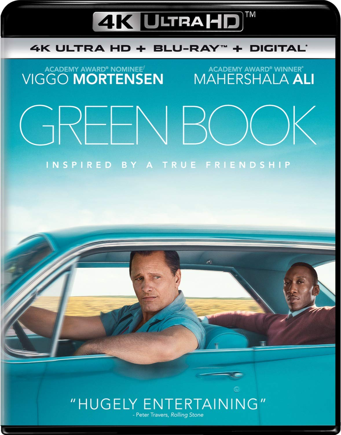 Buy Green Book Now!