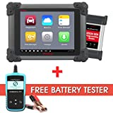 Autel Maxisys Pro MS908P Automotive Diagnostic Scanner With ECU Coding and J2534 Reprogramming (Same function as Maxisys Elite) (Tamaño: MS908P)