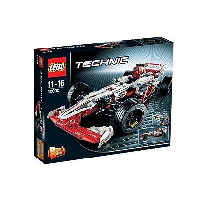 LEGO Technic - 42000 - Jeu de Construction - La Voiture de F1