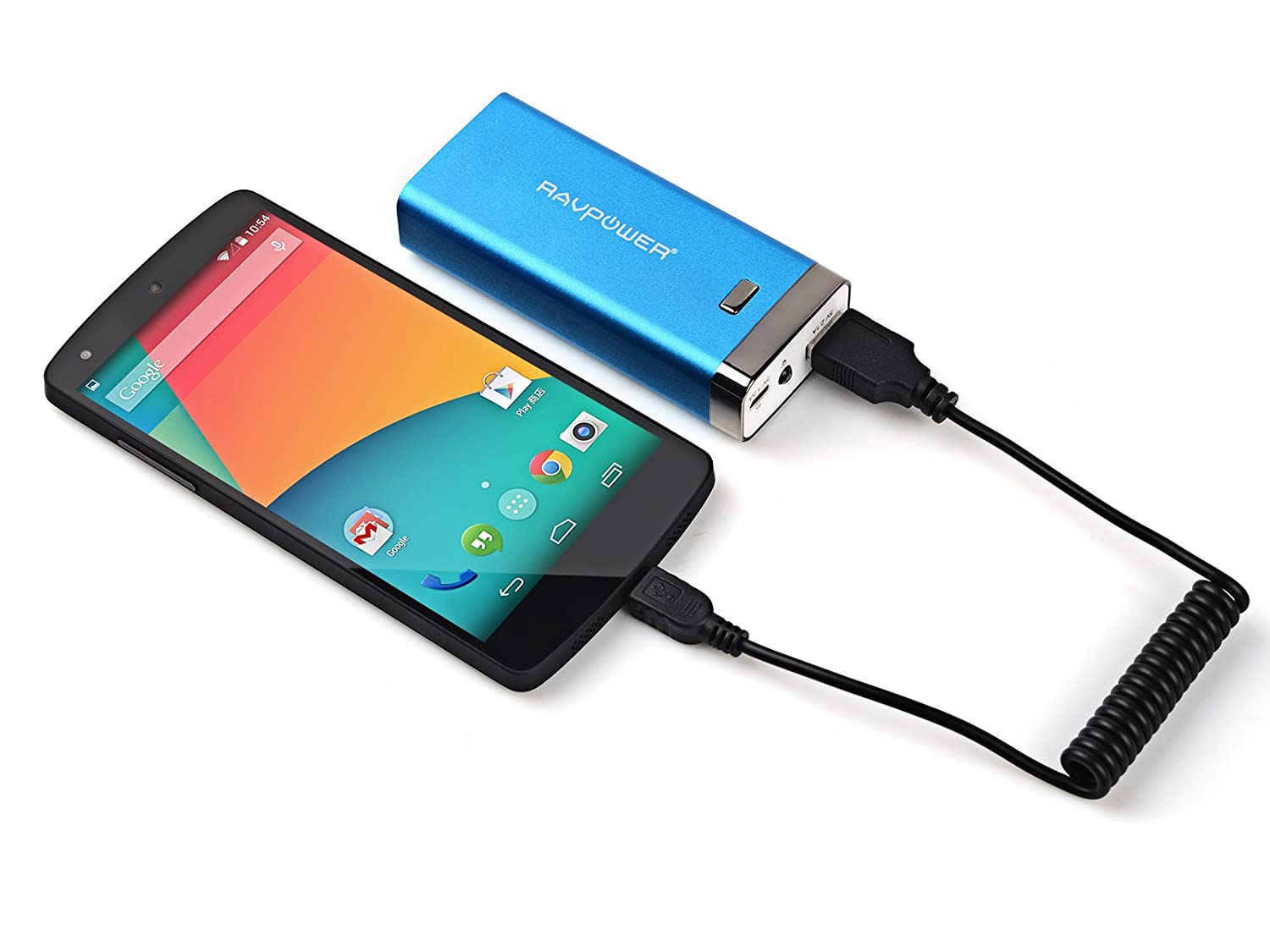 RAVPower 6000mAh External Battery Charger Power Bank