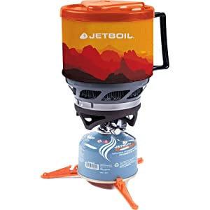 Jetboil MiniMo Personal Cooking System
