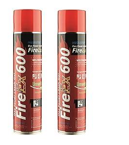 PREVENTO FireEx 600 Feuerlöschspray *DOPPELPACK*  AutoKundenbewertungen