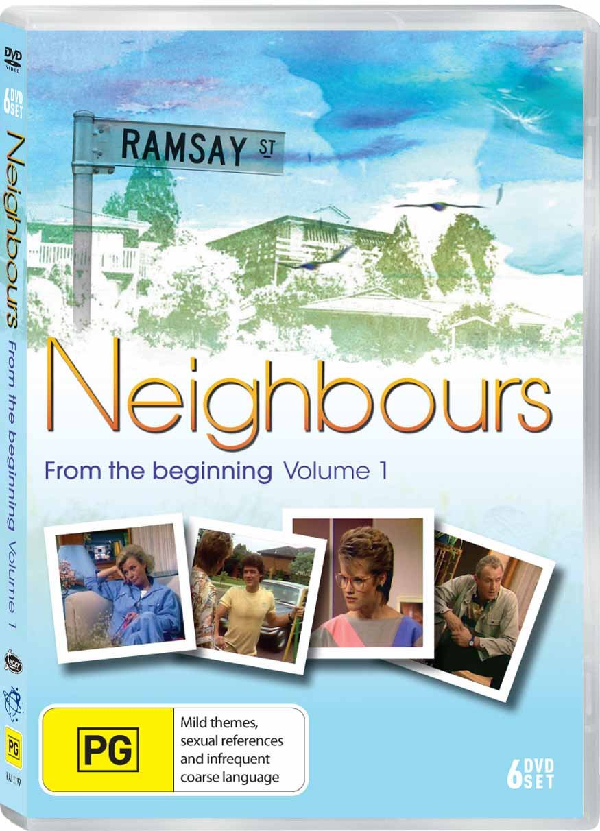 Neighbours: From the Beginning: Volume 1