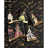 Colourpop X Disney Princess Collection Set: Set of 6 for each princesses