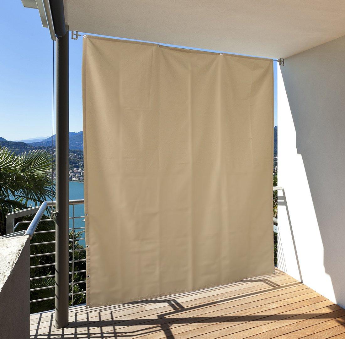 Wohnzimmerz Seitenschutz Balkon With Pflanzen Als Natƒ¼rlicher