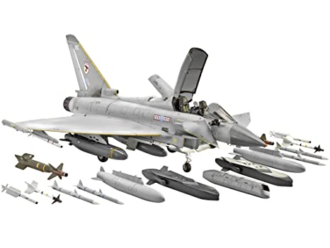 Revell - 04689 - Construction et Maquette - Eurofighter Typhoon Twinseater