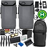 Everything You Need Ultimate Accessory Bundle (2-Battery, for Mavic Air) (Color: For Mavic Air, Tamaño: 2-Battery)