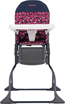 Cosco Simple Fold High Chair (Geo Floral)