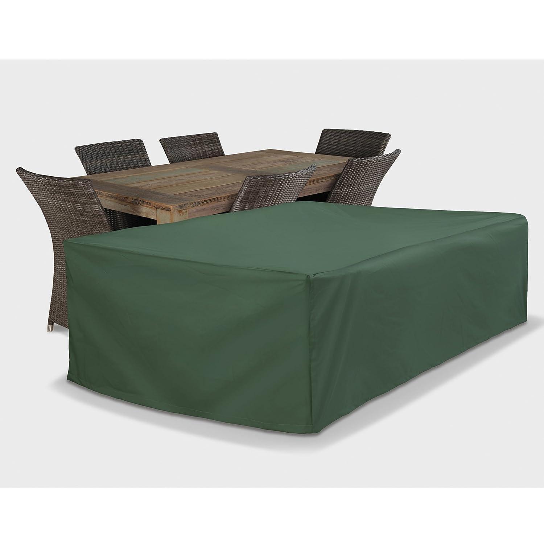 schutzh lle deluxe gr n sitzgruppen gartenm bel wetterschutz tunnelzugsstem inkl seil und. Black Bedroom Furniture Sets. Home Design Ideas