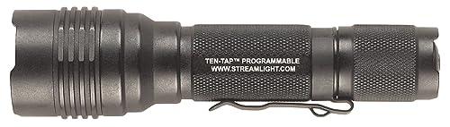 Streamlight 88040 ProTac HL High Lumen Professional Tactical Light with white LED, Black