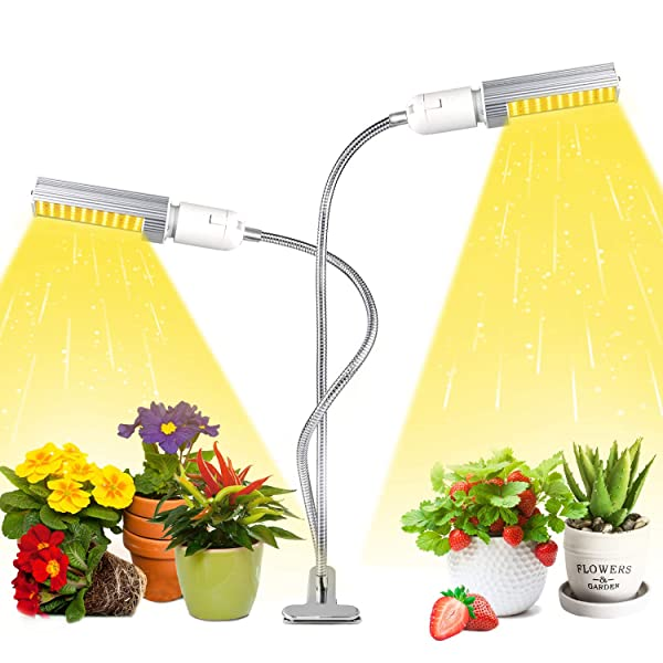 CANAGROW LED Grow Light Newest 840W Plant Grow Lights for Indoor Plants Veg a...