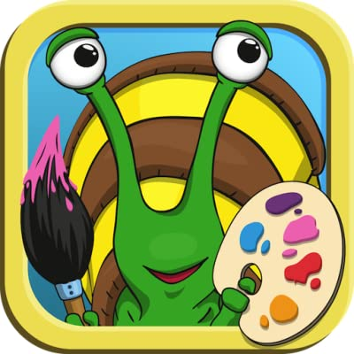 Coloring Book: Uly's adventure (educational game for children)
