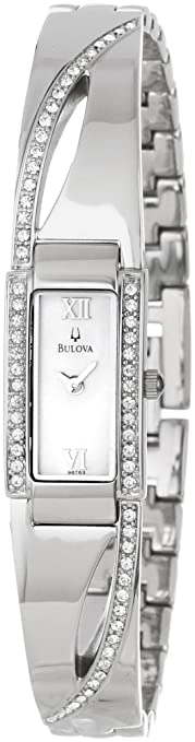 Bulova Crystal Watch Amazon