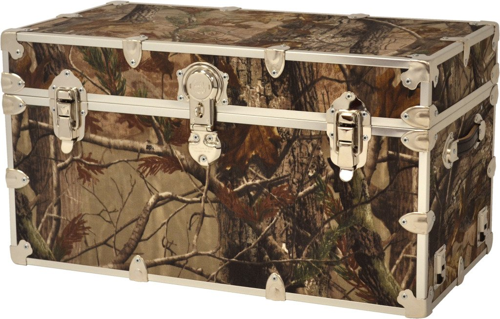 Toybox Locked Storage Trunk - Real Tree Camo