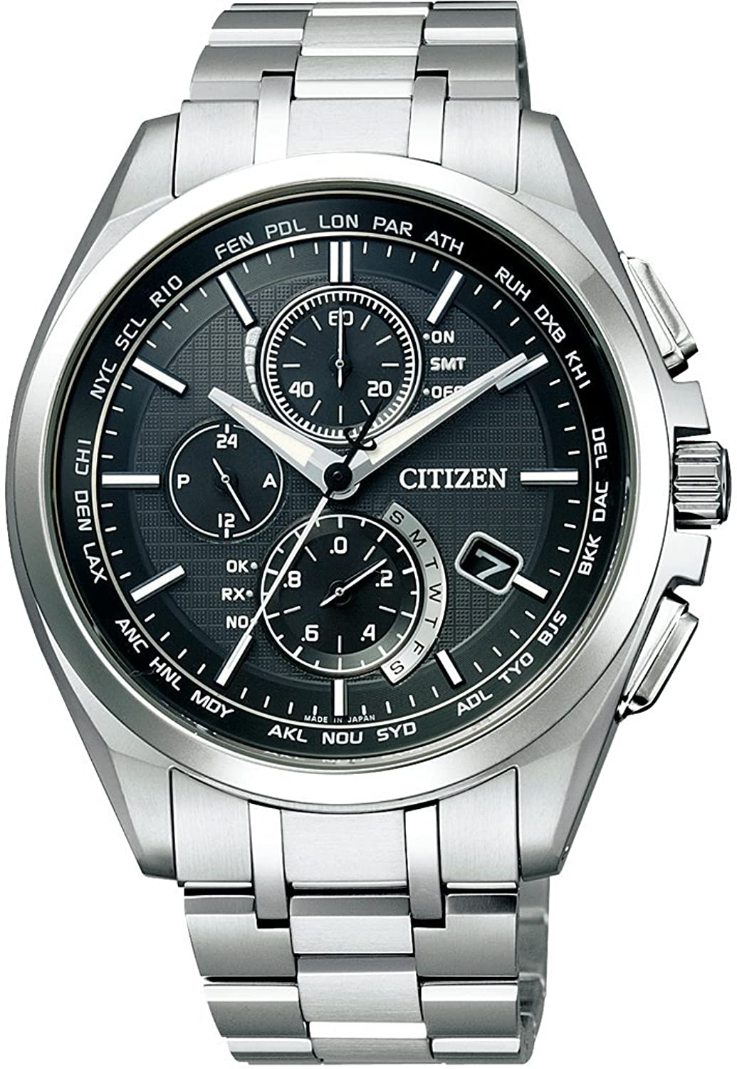 CITIZEN ATTESA Eco-Drive AT8040-57E B009CNH97S