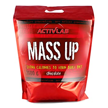 Activlab MASS UP - Schokolade, 1er Pack (1 x 3.5 kg)