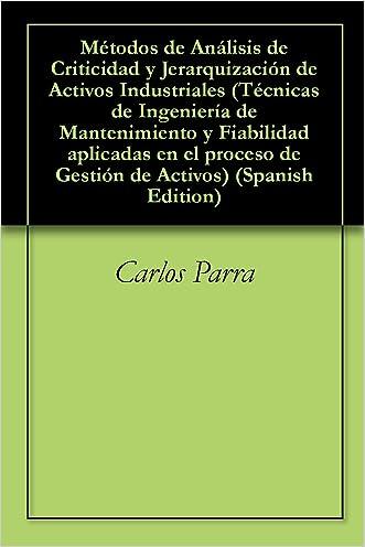 Métodos de Análisis de Criticidad y Jerarquización de Activos Industriales (Técnicas de Ingeniería de Mantenimiento y Fiabilidad aplicadas en el proceso de Gestión  de Activos nº 6) (Spanish Edition)