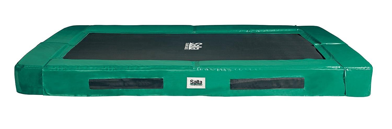 Salta Excellent Ground Trampolin 214 x 305 Grün günstig online kaufen