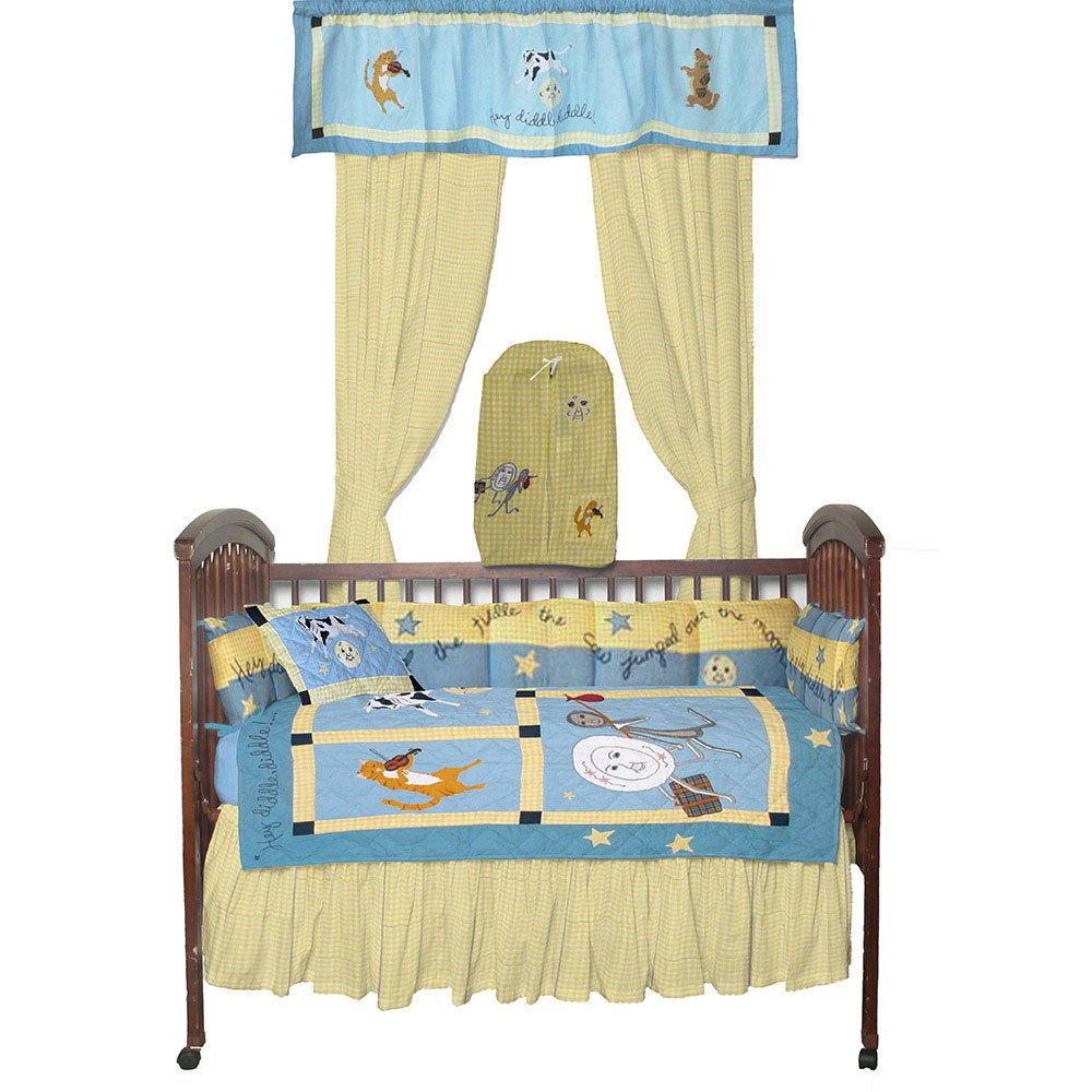 Patch Magic Hey Diddle Diddle Baby Bedding