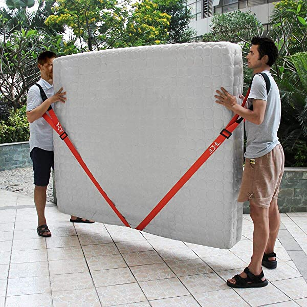 3767bd3032db JCHL Moving Straps 2-Person Lifting and Moving System Adjustable ...