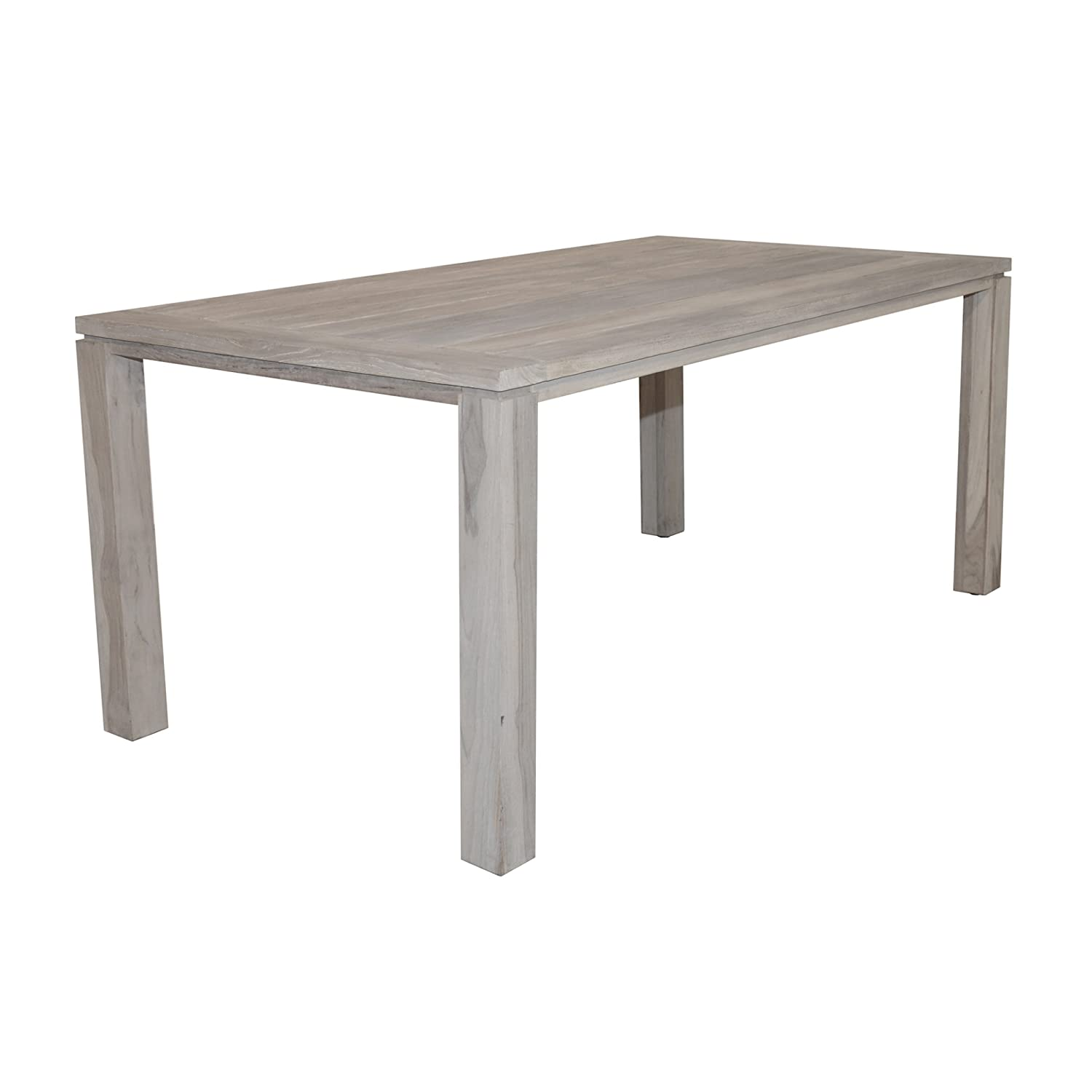 Aqua-Saar Dining Table little Amsterdam Teaktisch 180 x 95 cm Teakholz AS95598 kaufen