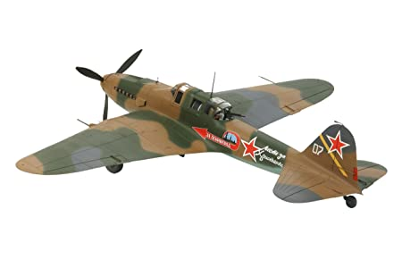 Tamiya - 61113 - Maquette - Aviation - Il-2 Stourmovik