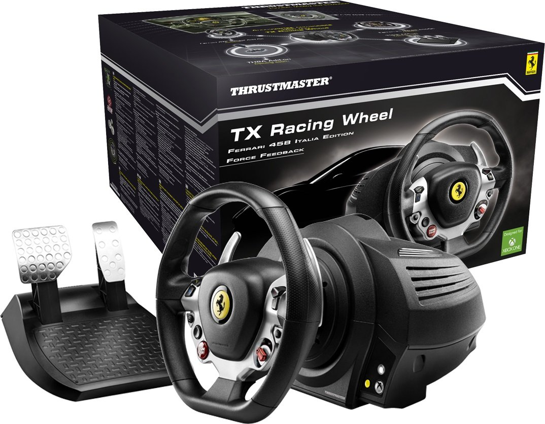 Best Xbox One Steering Wheels And Other Racing Accessories