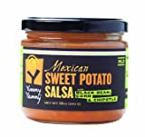 Yummy Yammy® Brand Mild Mexican Sweet Potato Salsa, with Corn, Black Bean & Chipotle; No Fat, No Sweetener, Thick & Chunky, Naturally Delicious & Nutritious