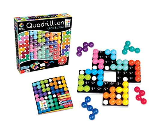 AmazonSmile: SmartGames Quadrillion: Toys & Games