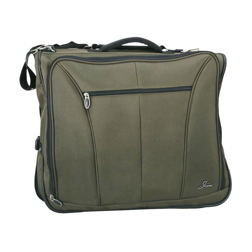 Amazon.com   Skyway Montage Rolling Garment Bag, Black ...  Skyway Wheeled Garment Bags