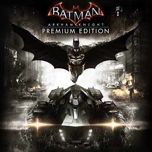 Batman: Arkham Knight - Premium Edition - PlayStation 4 [Digital Code]