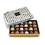 Godiva Chocolatier Patisserie Chocolate Truffle Gift Box, Assorted Treats, Great for Gifting, 24 Count (Tamaño: 24 Count)