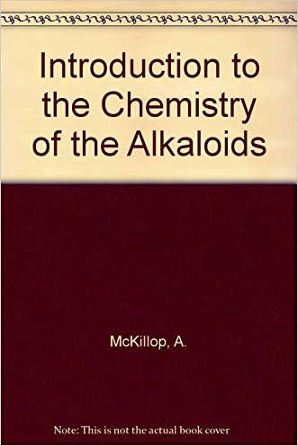 An introduction to the chemistry of the alkaloids