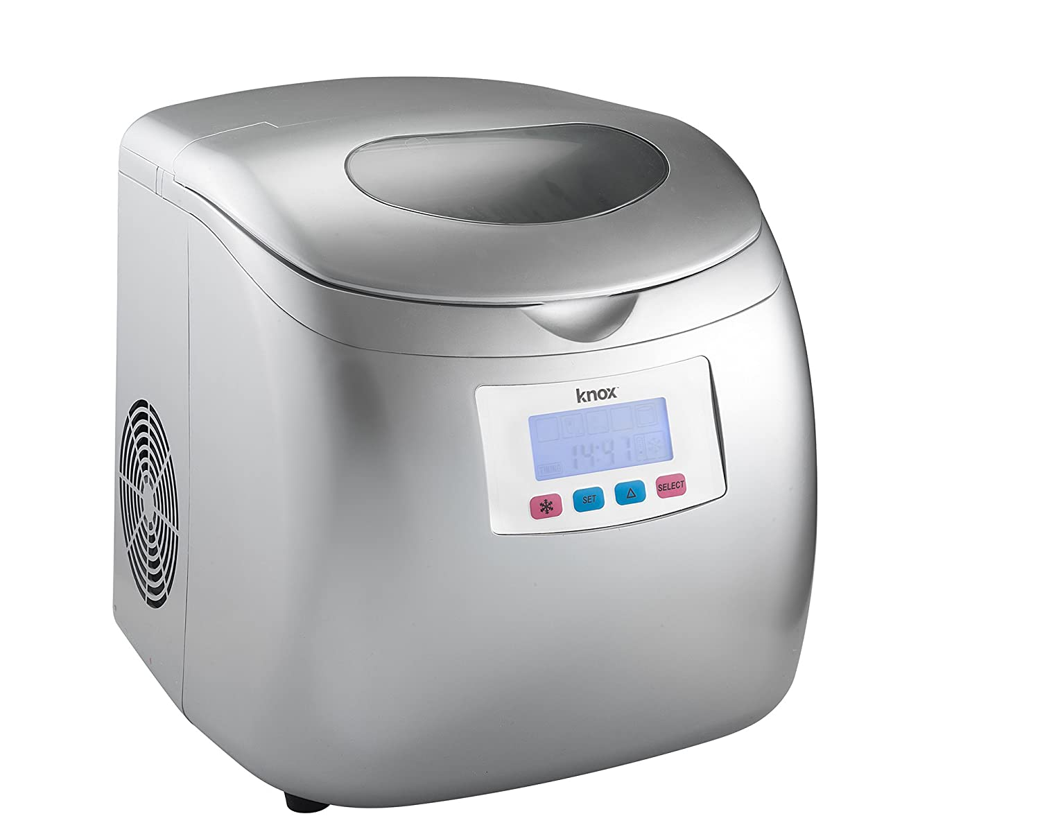 Knox KN-IM27S: Portable Compact Ice Maker that can Provide Safe and Quick Ice Production