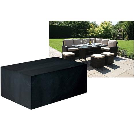 Ascot A1645 - Cubierta de protección para grandes conjuntos de comedor, estilo informal