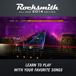 Rocksmith 2014 Edition - No Cable Included Version for Rocksmith Owners -Xbox 360
