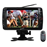 Supersonic Portable 7'' LCD TV