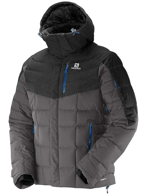 Salomon Icetown Jacket M galet grey/black