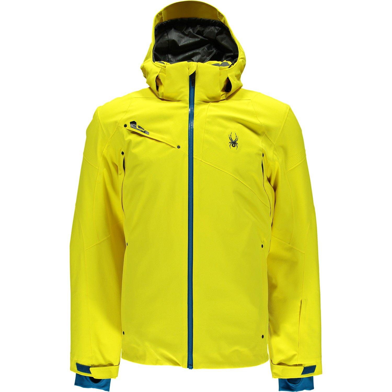 Spyder Herren 153036-731 Skijacke Alyeska Jacket Sun/Concept Blue jetzt kaufen