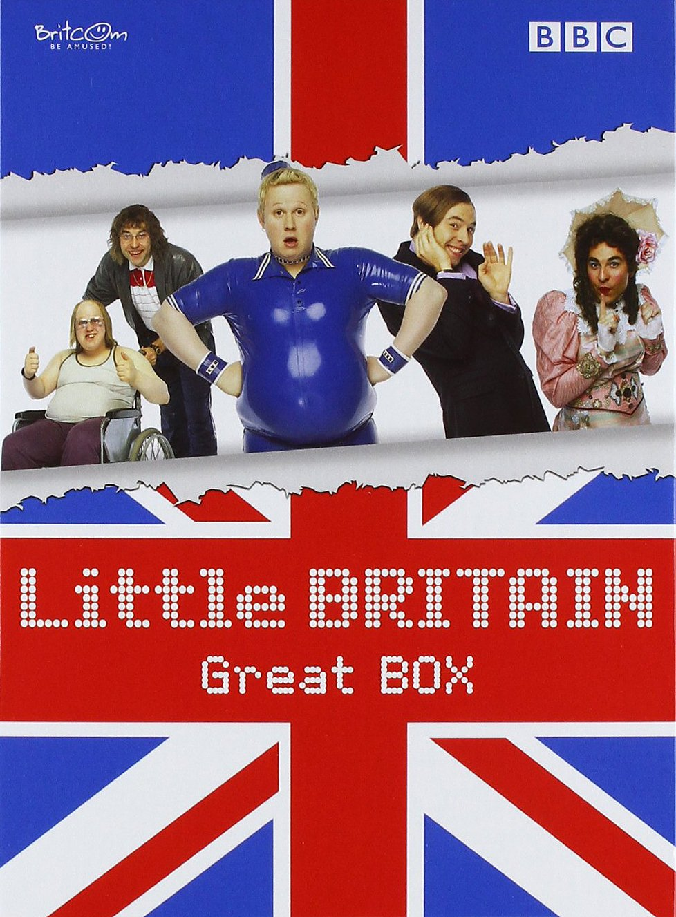 Little Britain - Great Box - Die komplette Serie