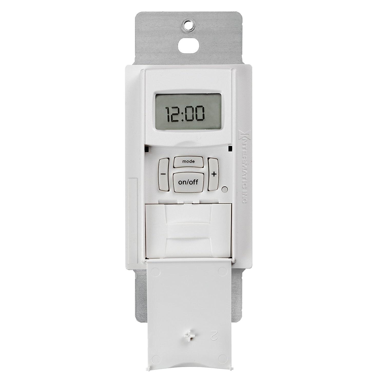 details about intermatic st01 self adjusting wall switch timer white. Black Bedroom Furniture Sets. Home Design Ideas