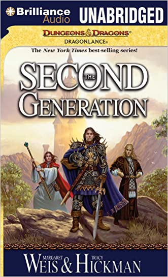 The Second Generation (Dragonlance: The Second Generation) written by Margaret Weis