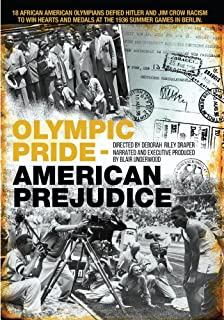 Book Cover: Olympic Pride, American Prejudice