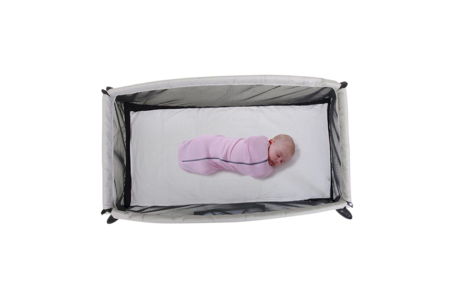 Amazon.com : phil&teds Portable Traveller Crib, Black : Phil And Ted S