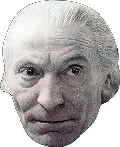Doctor Who - 1st Doctor - Card Face Mask   Comentarios y más información