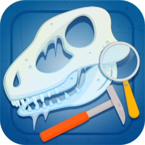 Archaeologist - Ice Age - Games for Kids by MagisterApp