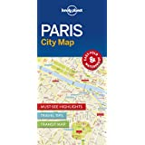 Paris City Map (Travel Guide)